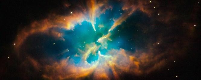 ひょうたん 星雲