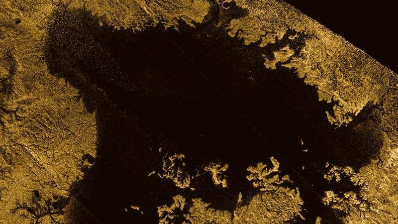 カッシーニ探査機「タイタンの海...